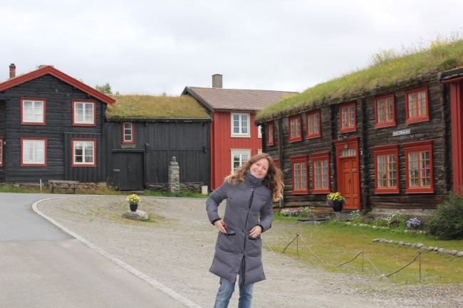 Cubierta vegetal noruega