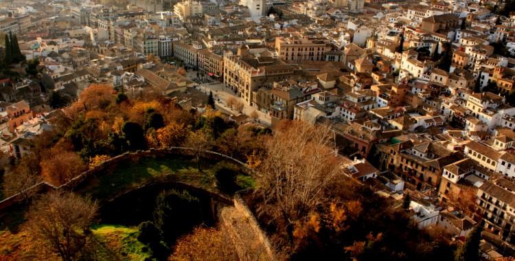 Iniciativa para una normativa de promoción de la cubierta verde en Granada.